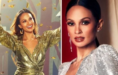 Britain's Got Talent 2019: 'I'm howling' Alesha Dixon distracts fans with fashion choice