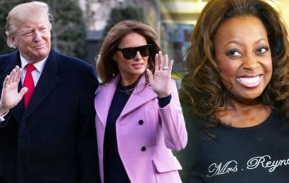 Did Melania Trump copy Star Jones wedding? New book claims First Lady inspired by TV host