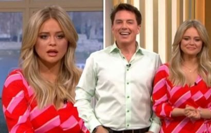 ITV This Morning: Fans slam 'AWKWARD' Emily Atack and John Barrowman as they replace hosts