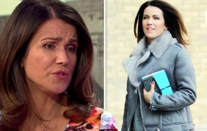 Susanna Reid: 'I was concerned' GMB host speaks out on 'troublesome' health woes