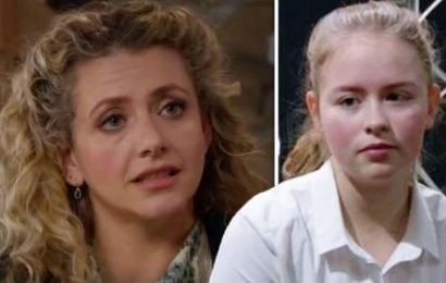 Emmerdale spoilers: Maya Stepney and Jacob Gallagher to MURDER Liv in blackmail twist?