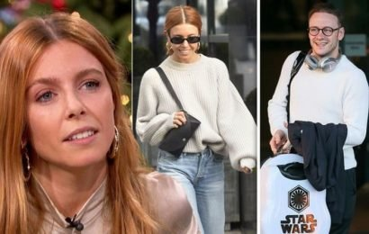 Stacey Dooley and Kevin Clifton: 'Speaks volumes' Did Strictly hotel pics confirm romance?