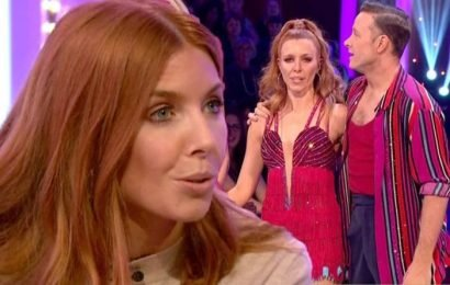 Stacey Dooley HITS OUT as private life branded 'boring' days after Kevin Clifton claims