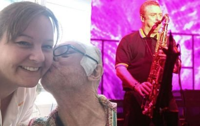 UB40 star Brian Travers refusing to give up 'fags and recreational drugs' after tumour op