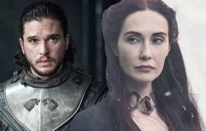 Game of Thrones season 8: Melisandre may put Jon Snow on the Iron Throne after team-up