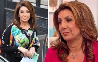 Jane McDonald: Cruising With Jane McDonald star on split from husband 'Not my decision'
