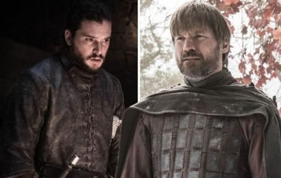 Game of Thrones season 8: Jaime Lannister and Theon Greyjoy DOOMED after subtle hint?