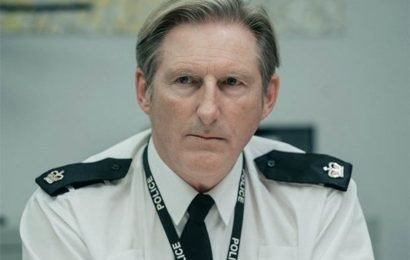 Is Line of Duty's Ted Hasting's 'H'? Fans in MELTDOWN over theory