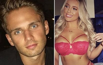 TOWIE's Amber Turner spotted SNOGGING Love Island's Charlie Brake