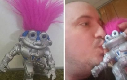 Man falls in love with ROBOT and plans to marry it: 'It makes my heart feel right'