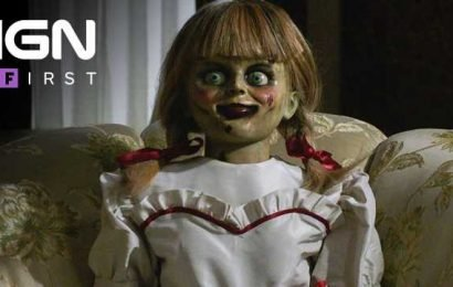 Annabelle Comes Home Sets Loose the Demon Doll – IGN First Exclusive Photo