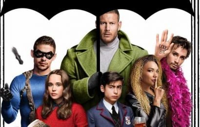 The Umbrella Academy Was Seen By 45 Million People, Says Netflix