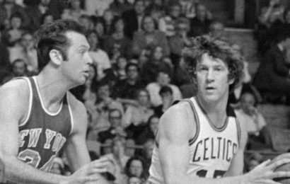 John Havlicek, a Dynamo in Two Eras of Celtics Glory, Dies at 79