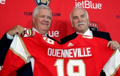 Joel Quenneville Lands in Florida to Coach the Panthers