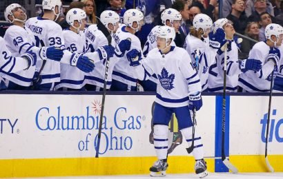The Best Maple Leafs Forward Might Not Be Who You Think He Is