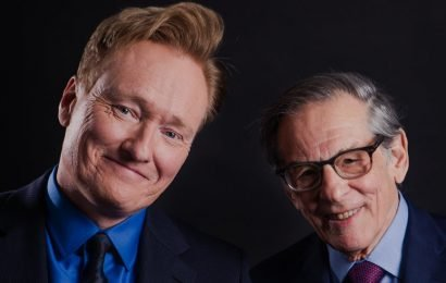 A Fan's Love, Requited at Last: Conan O'Brien Lands Robert Caro