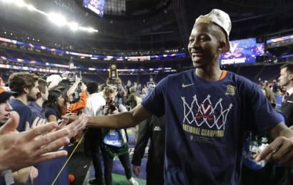 Virginia Cavaliers defeat Texas Tech 85-77 in overtime to win NCAA championship