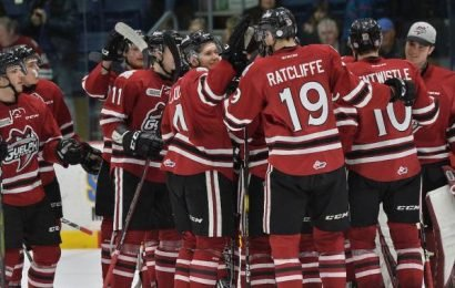 Guelph Storm to meet Saginaw Spirit for Western Conference Championship