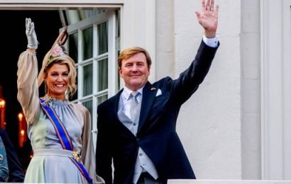 The Netherlands' Queen Máxima might just be the world's most overqualified royal