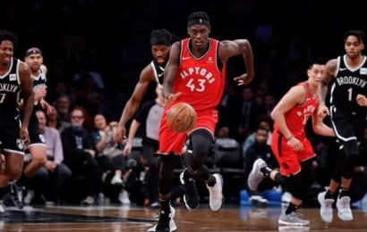 Raptors' Siakam makes his case as NBA's most improved player