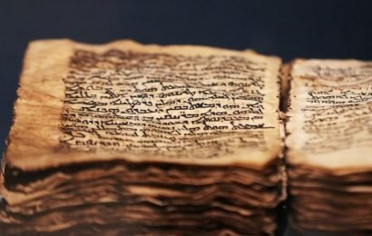 Ancient Christian manuscripts digitized at monastery beneath Mount Sinai