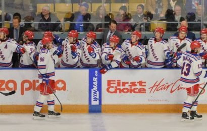 Kitchener Rangers swap picks with Niagara IceDogs ahead of OHL draft