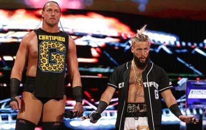 Enzo Amore and Big Cass invade Ring of Honor/New Japan G1 Supercard