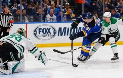 Vladimir Tarasenko Remains The Best Reason To Watch The Blues
