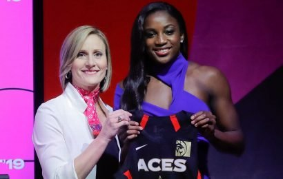 Aces take Young No. 1 in WNBA draft; Durr 2nd