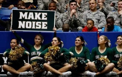 NCAA Punishes Cal Poly Basketball For Giving Student-Athletes Too Much Money For Textbooks