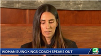 Kelli Tennant Says Luke Walton Laughed At Her Pleas During Alleged Hotel Assault