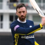 James Vince hits 190 for Hampshire in One-Day Cup