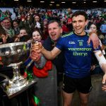 Mayo's Jason Doherty says 'it was a great buzz' to win final