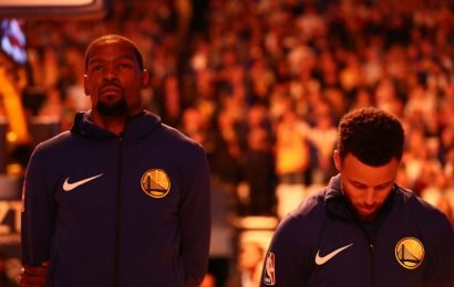 Report: Pretty Much Everyone Is Sure Kevin Durant Is Heading To The Knicks