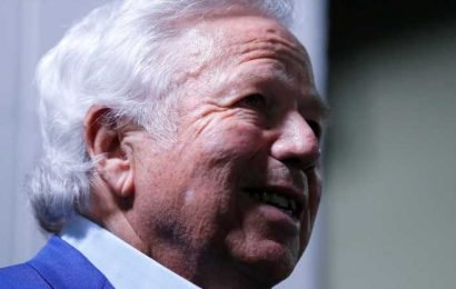 Robert Kraft Got A Ban On You Seeing The Hand Job Video, But It Doesn't Last Forever