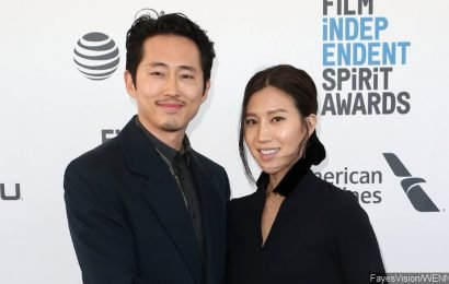 Steven Yeun and Joana Pak Welcome Second Child – See First Pics of the Baby Girl