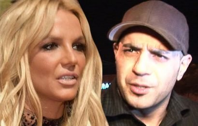 Britney Spears Files for Restraining Order Against Ex-Manager Sam Lutfi