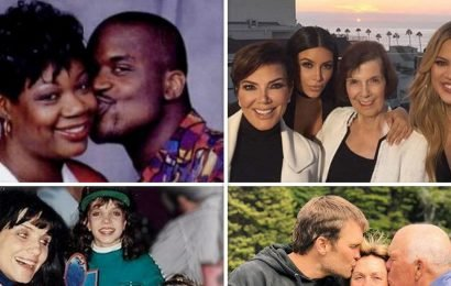 Celebs Give It Up for Mom on Mother's Day 2019