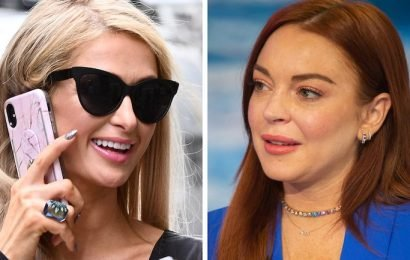 Lindsay Lohan Hits Back at Paris Hilton for Calling Her 'Lame and Embarrassing'