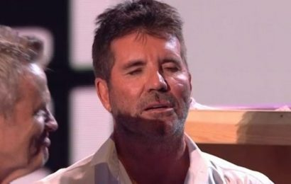Why Simon Cowell really stomped off stage on Britain's Got Talent