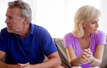 'She snipes, I ignore her, our marriage is heading for disaster'