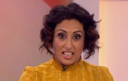 Saira Khan says she needed public humiliation to get sex life on track