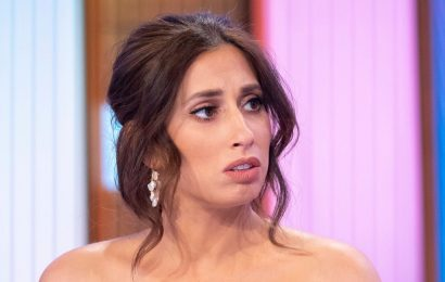 Stacey Solomon made awkward Loose Women confession one day before giving birth