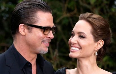 Angelina Jolie 'doesn't want to think about Brad Pitt being with other women'