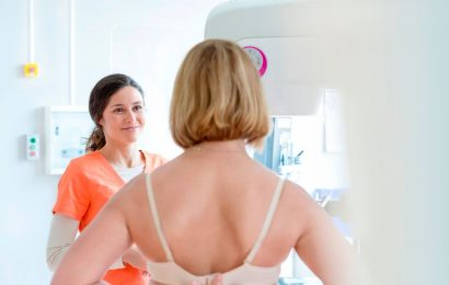Lingerie specialist warns of dangers of going braless – even for small boobs