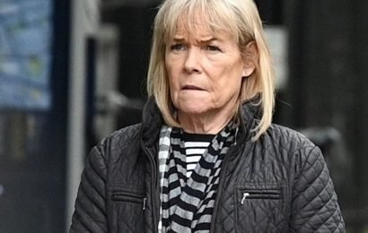 Linda Robson spotted for first time since 999 dash amid fears for her wellbeing