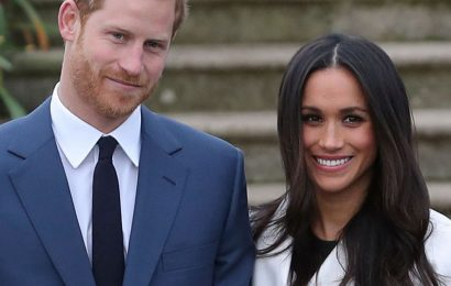 Jewellery expert lifts lid on Prince Harry's push present to Meghan Markle