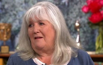 Emmerdale's Jane Cox in tears as she watches moment Lisa Dingle dies