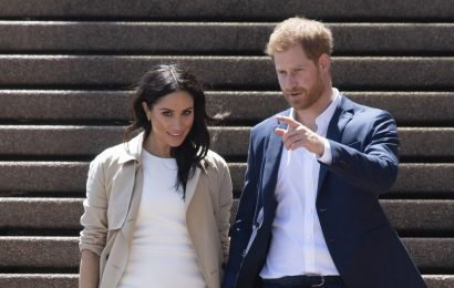'Clues' which have convinced Meghan Markle's fans she's already given birth