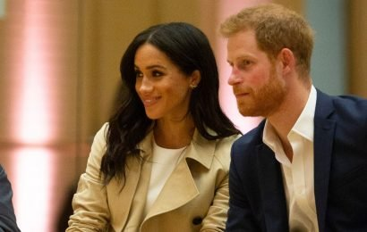 Fans' anger at Meghan and Harry's sweet birthday message to Princess Charlotte